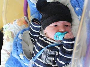 Rodičům Zdeňce a Martinovi Vaňkovým z Varnsdorfu se v úterý 2. října v 8:17 hodin narodil syn Martin Vaněk. Měřil 53 cm a vážil 3,97 kg.