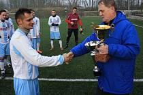 JUNIOR DĚČÍN obhajuje vítězství na turnaji O pohár města Děčína.