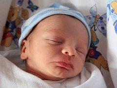 Jiřík Rajtmajer se narodil Heleně Rajtmajerové z Děčína 16. května v 11.47 v děčínské porodnici. Měřil 46 cm a vážil 2,3 kg.