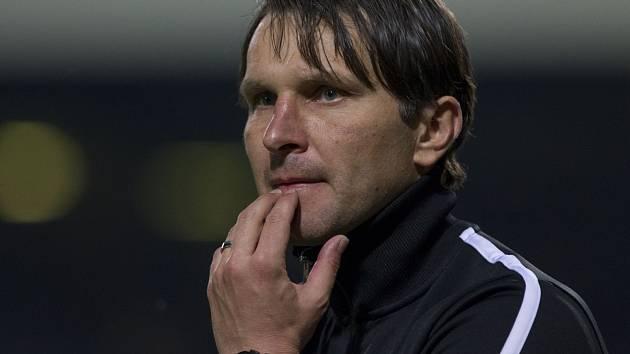 ROMAN SKUHRAVÝ - nový trenér FK Varnsdorf.
