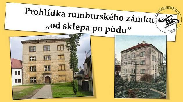 Prohlídka rumburského zámku.