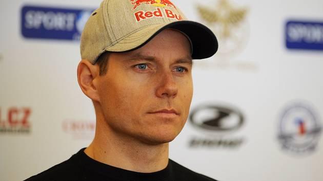 TOMÁŠ KRAUS - český reprezentant ve skikrosu a děčínský rodák se chystá na MS.