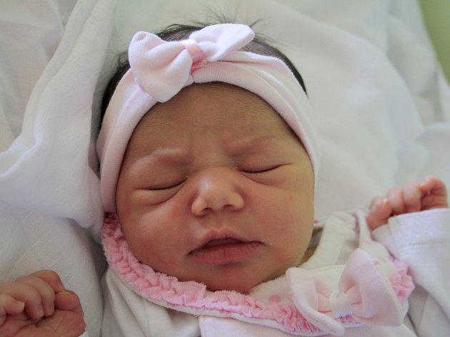 Daniela Grundzová se narodila Petře Horváthové z Děčína 17. listopadu ve 13.59 v děčínské porodnici. Měřila 51 cm a vážila 3,46 kg.