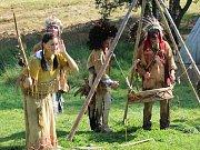 Indiánská vesnička Rosehill