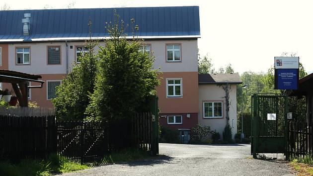 Domov pro osoby se zdravotním postižením ve Staré Olešce.