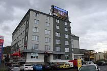 Bývalá továrna Desta v Děčíně.
