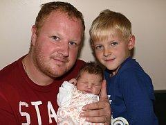 Zlatě Jirešové z Rumburka se 10. září ve 23.43 v rumburské porodnici narodila dcera Laura Jirešová. Měřila 46 cm a vážila 3,09 kg.