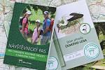 Návštěvnický pas pro chráněné krajinné oblasti a národní parky.