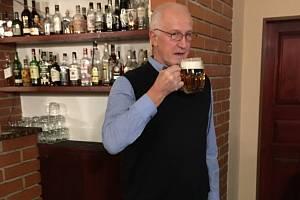 Trenér Jan Skokan slaví 70. narozeniny.