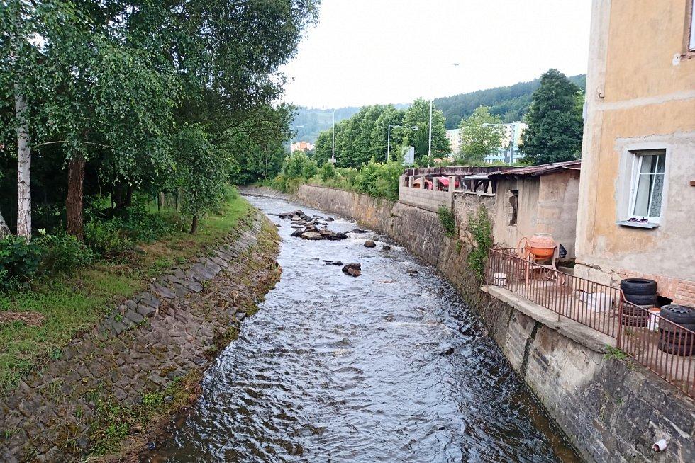 Velká voda vytopila také bynovskou teplárnu