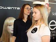 Agentura Elite Model Look hledala v Děčíně nové modelky a modely