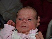 Alžbětě Bezouškové z Velkého Šenova se 15. června ve 20:55 v rumburské porodnici narodila dcera Viktorie Moravcová. Měřila 51 cm a vážila 3,11 kg.