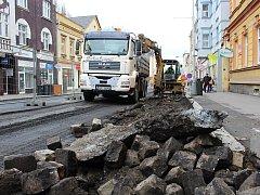 Revitalizace Podmokel začala na ulici Prokopa Holého.