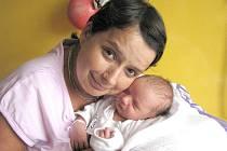 Martině Sýkorové z Bělé  se 11. července ve 12.45 narodil v děčínské nemocnici syn Vítek Sýkora. Měřil 49 cm a vážil 3,32 kg.