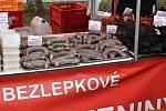Zabijačkové trhy provoněly Masarykovo náměstí v Děčíně.