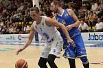 JASNÁ PORÁŽKA. Děčínští basketbalisté doma nestíhali, Opavě podlehli 63:87.