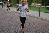 Renata Horáková je nejznámější běžkyně z Děčínska.