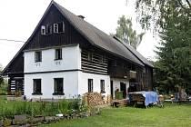 Chráněný dům v Melborticích