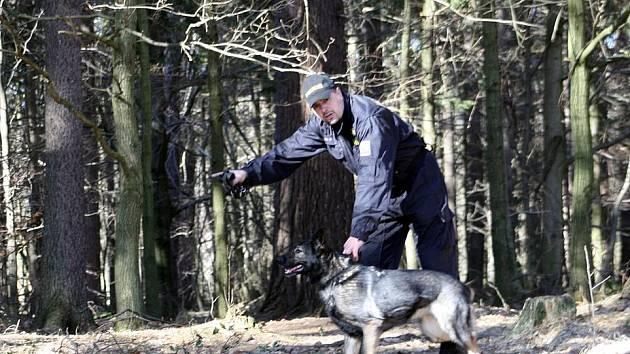 Několik desítek psů se speciálním výcvikem se se svými páníčky sjelo na několik dní na Maxičky.