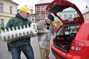 Šluknovští zatočili s elektroodpadem