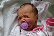 Jiřinka Krauszová se narodila Janě Kuklové z Děčína 20. listopadu v 8.21 v děčínské porodnici. Vážila 2,66 kg.