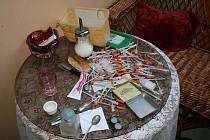 Policie odhalila dvě varny drog.