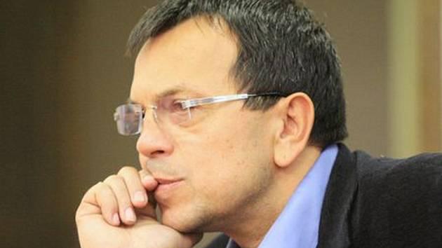 Jaroslava Foldynu na jednání s komunisty kolegové nepozvali