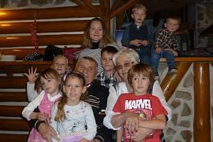 Manželé z Děčína oslavili 60 společných let.