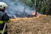 V Jiřetíně pod Jedlovou hořelo dvakrát během několika hodin.