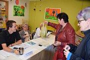 Volby v Rumburku.