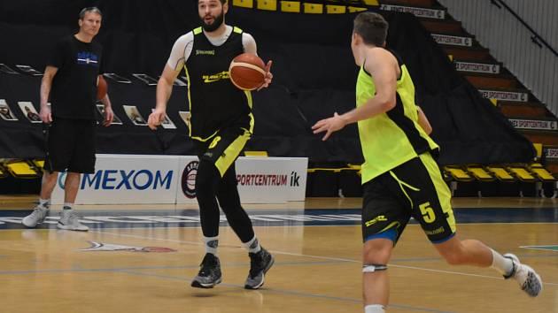 Děčínští basketbalisté.