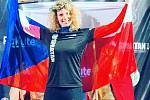 BRONZ. Extrémní třídenní závod nakonec Olze Roučkové vyšel, ze Sparty si přivezla celkové třetí místo.