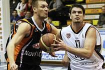 Děčínští basketbalisté předvedli v utkání s Novým Jičínem skvělý otáčkoměr.