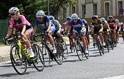Na letošním startu cyklistického závodu Tour de Feminin v Krásné Lípě na Děčínsku vyjelo na trať 183 závodnic.