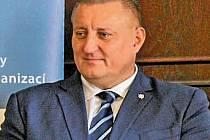 Náměstek hejtmana Ústeckého kraje Martin Klika.