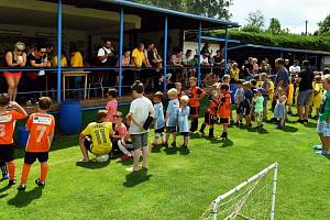 Bambini Cup ve Vilémově - ilustrační foto.