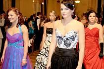 Maturitní ples Libverda