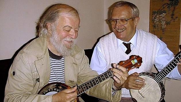 Kapitán Kid a Jiří Suchý
