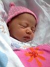 Sofie Kalačová se narodila Petře Hrstkové z Povrlů 3. ledna ve 4.09 v děčínské porodnici. Vážila 2,7 kg.