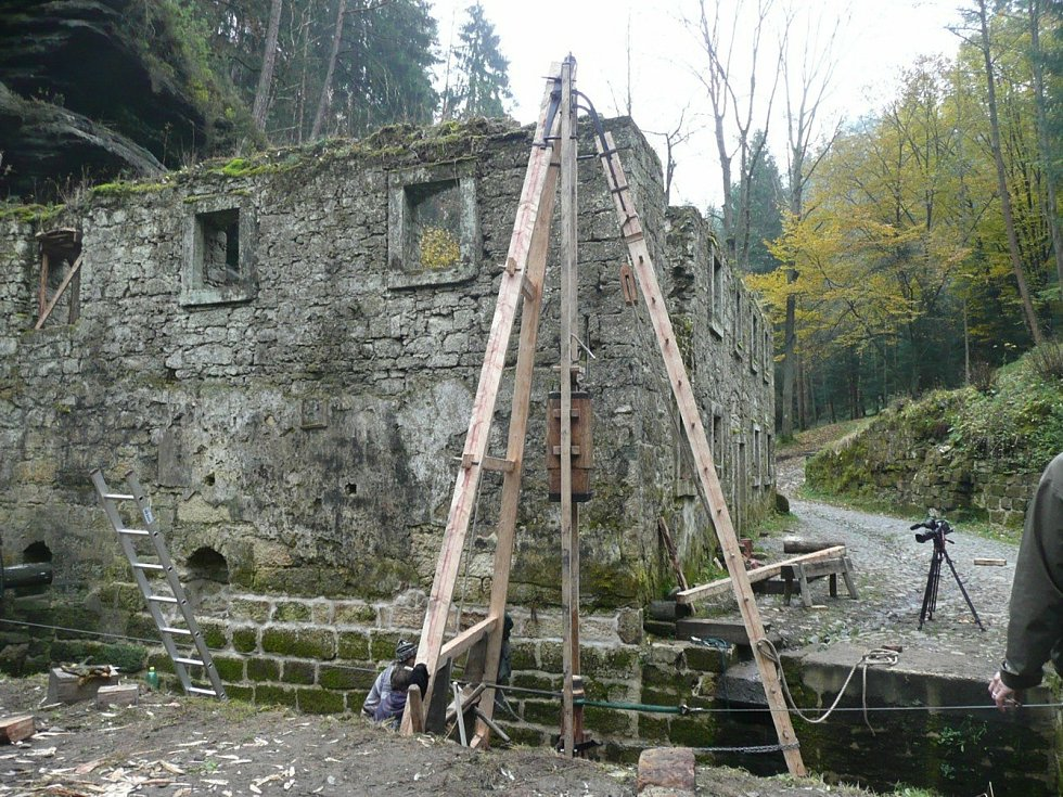 Brigáda na Dolském mlýně, 2009.