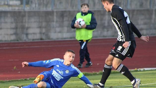 NA PODZIM Varnsdorf prohrál s Českými Budějovicemi doma 0:1. Jak to bude na jaře?