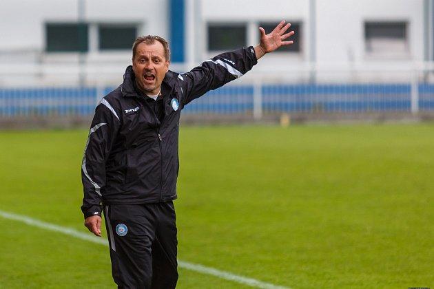 MARTIN PULPIT načal svou trenérskou kariéru jako kouč FK Pelikán Děčín.