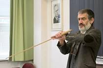 Jaroslav Achab Haidler ve filmu Ještě chvíli, prosím.