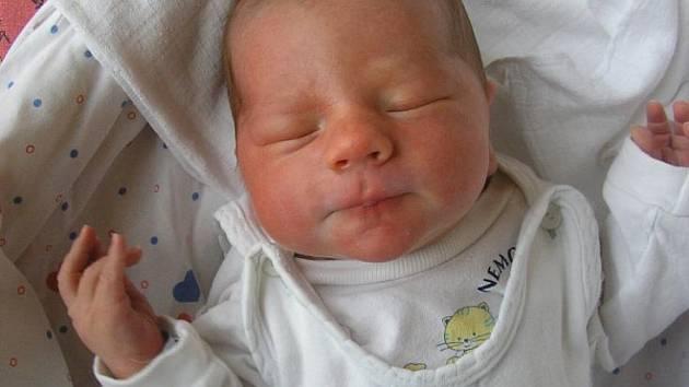 Ladě Ledererové z Jílového se 1. října ve 03.08 v děčínské porodnici narodil syn Václav Břečka. Měřil 52 cm a vážil 3,72 kg.