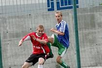 V utkání o třetí místo porazily Březiny celek Heřmanova.