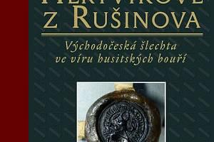 Hertvíkové z Rušinova, obal knihy