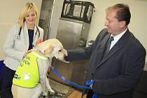 Libverda představila učebny i novou veterinární ordinaci.