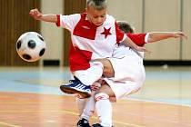Jediným přemožitelem Forwardu byla Slavia.