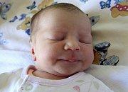 Karla Anna Krédlová se narodila Kláře Kučerové z Děčína 2. 11. v 17.33 v děčínské porodnici. Měřila 50 cm a vážila 3,1 kg.