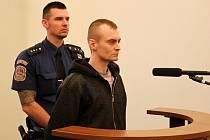 Ondrej Hován u děčínského soudu